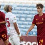 El Sevilla saca un empate en el amistoso ante la Roma