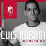 Luis Abram refuerza la defensa del Granada
