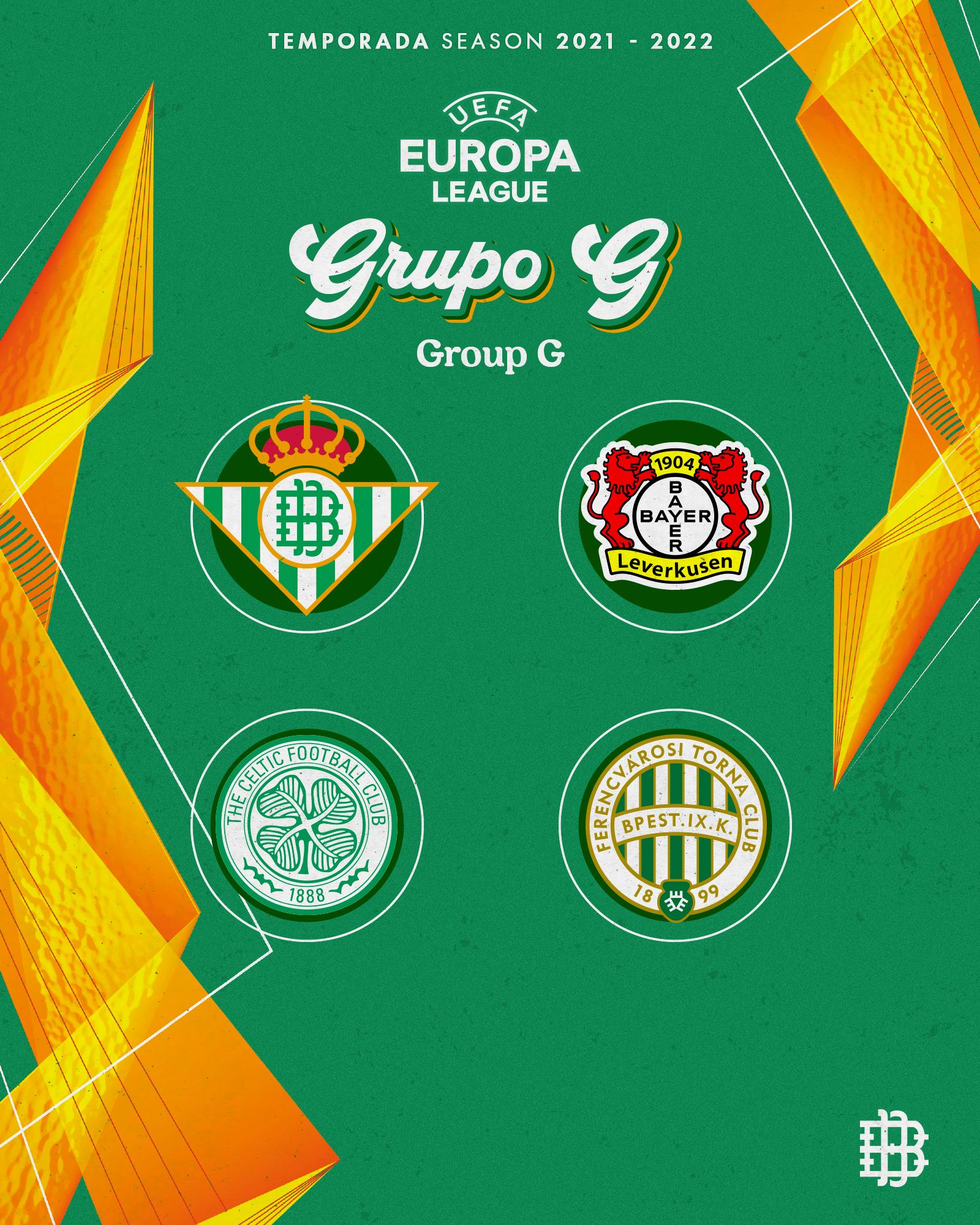 grupo betis europa League