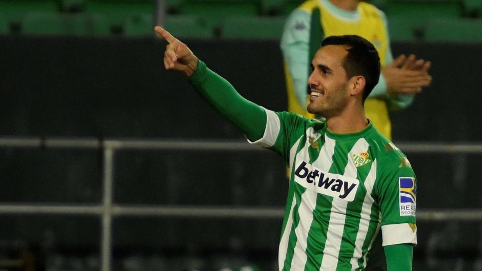 Juanmi goleador betis