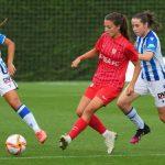 El Sevilla Femenino sigue sin arrancar y cae ante la Real Sociedad (2-0)