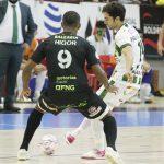 Victoria de peso del Córdoba Patrimonio ante Palma Futsal